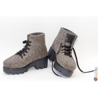 Зимние подросковые ботинки для девочек