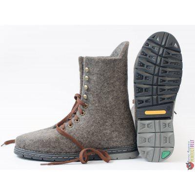 Мужксие ботинки на заказ ручной работы