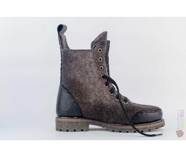 Женские ботинки на заказ ручной работы