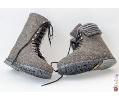 мужские ботинки на заказ ручной работы