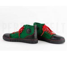 Мужские кроссовки из войлока
