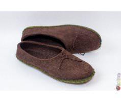 тапочки на шнурках Вождь команчей-квахади